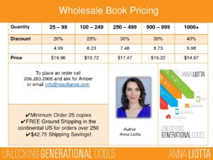 Anna Liotta Generational Speaker Wholesale-Book-Price-Schedule-Unlocking-Generational-CODES-pdf-300x225